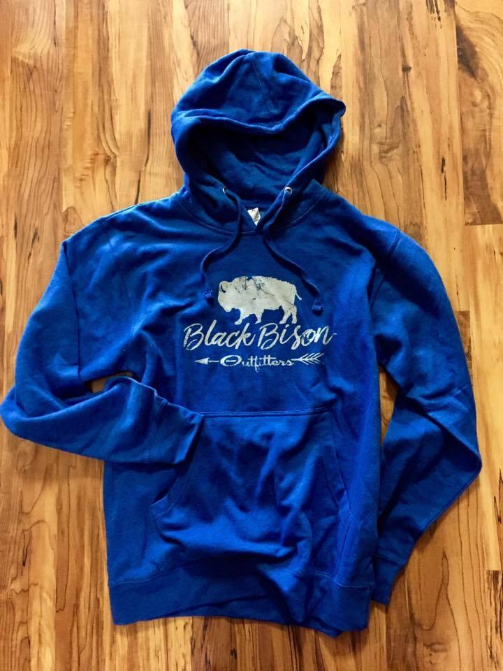 Image of Basic Bison Hoodie