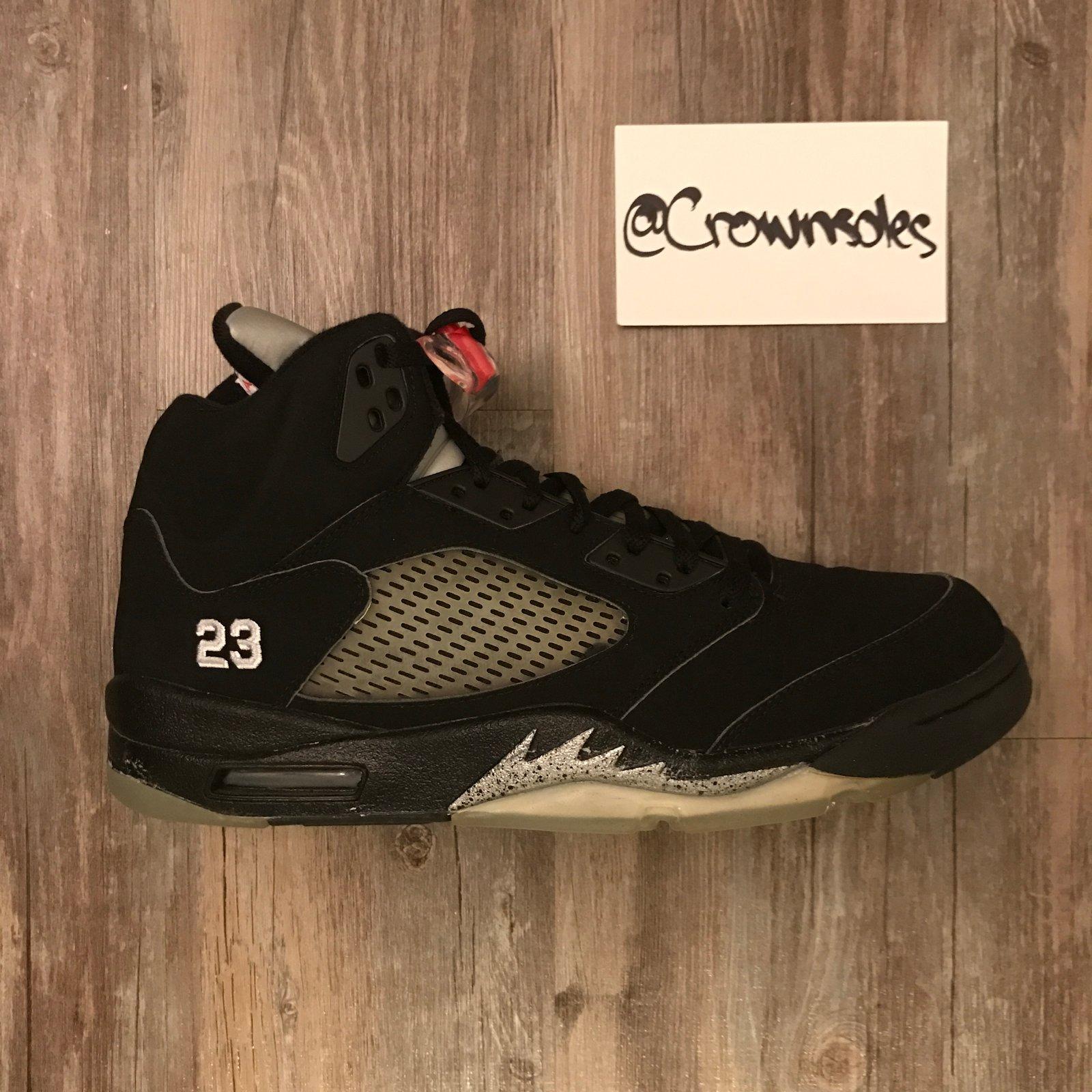 Crownsoles — Air Jordan 5 \