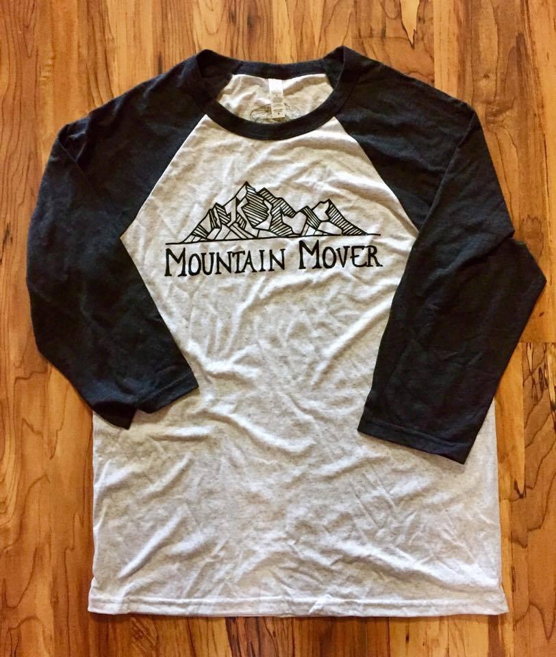 Image of Mountain Mover Raglan Triblend
