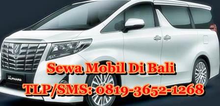 Image of Harga Sewa Mobil Alphard Di Bali