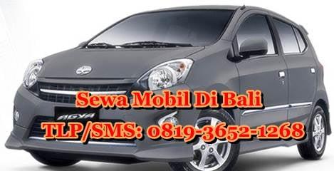 Image of Rental Mobil Bali Agya Harga Murah