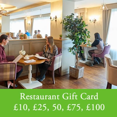Image of The Restaurant at Horsley Gift Vouchers