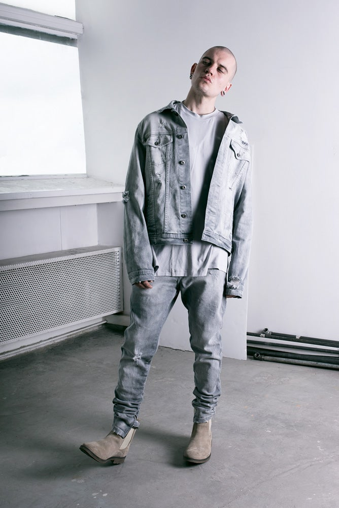 Image of U-F Denim Jacket