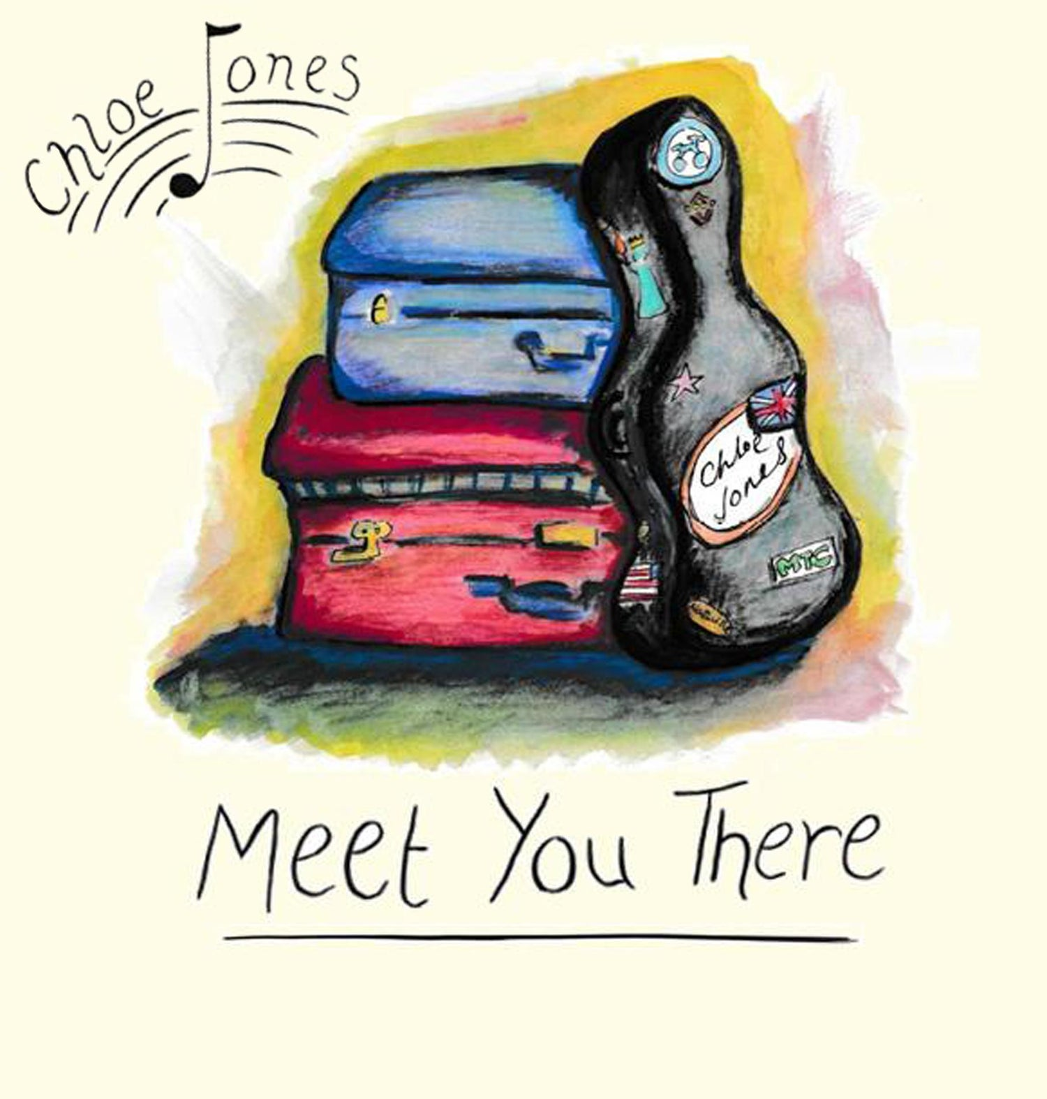 Image of 'Meet You There' EP