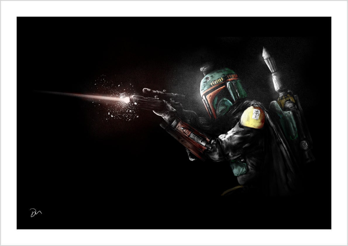 Image of 1st Edition Boba Fett - Version 2