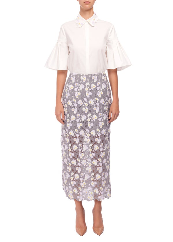 Daylily Skirt - Melissa Bui