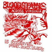 Image of V/A - BLOODSTAINS ACROSS VIRGINIA 12""