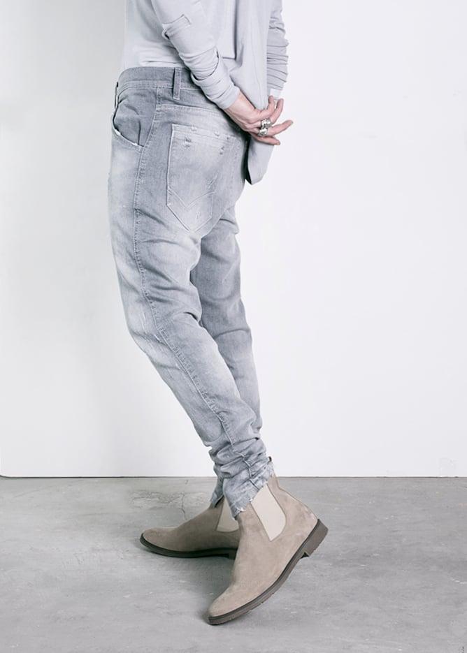 Image of U-F Denim Zip Jeans