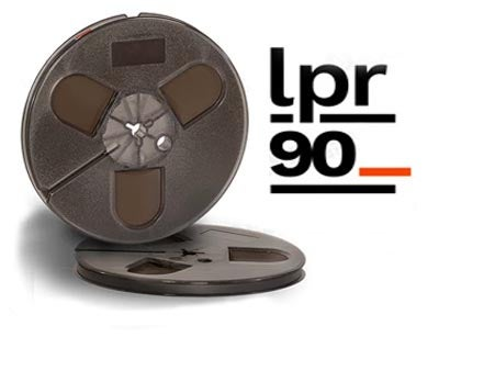 "Image of LPR90 1/4"" X1800"" 7"" Plastic Reel Hinged Box"