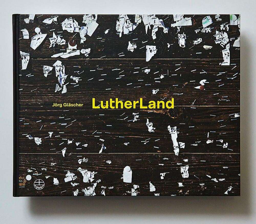 Image of Lutherland / signed book