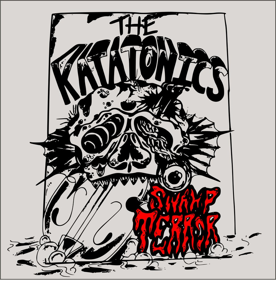 Image of SWAMP TERROR 7""