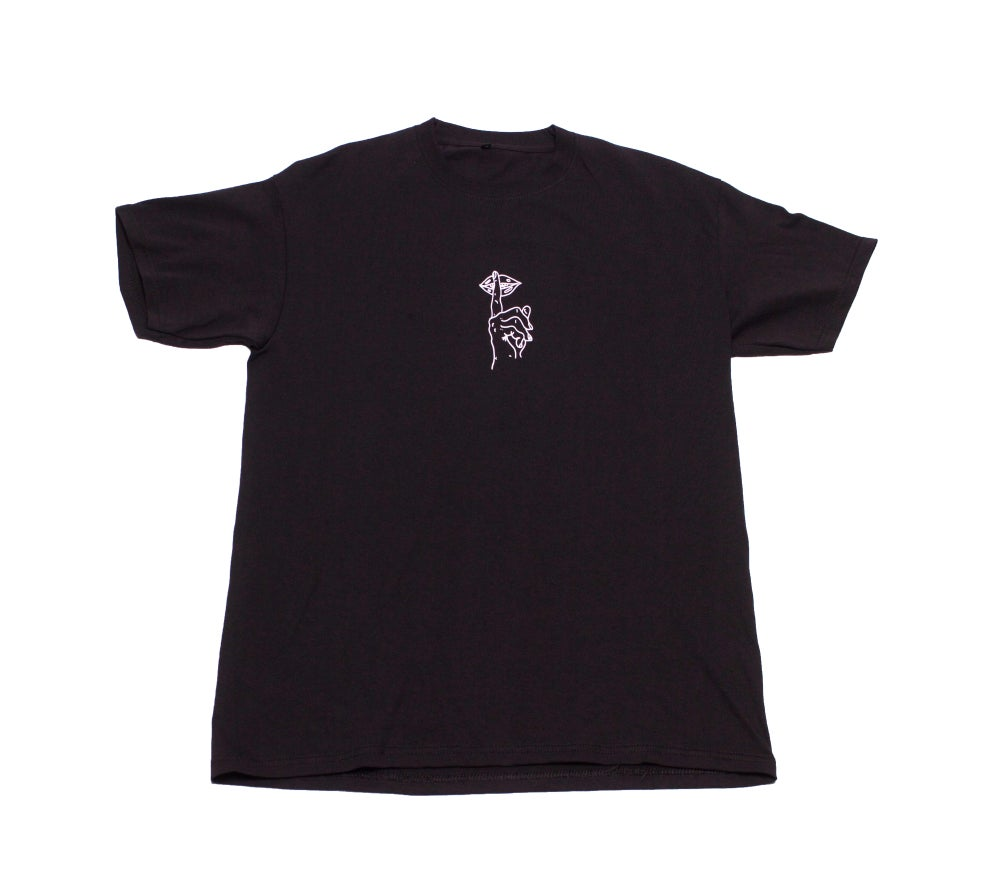 Image of (SOLD OUT) Don't Keep Hush Loud Mouth - Black