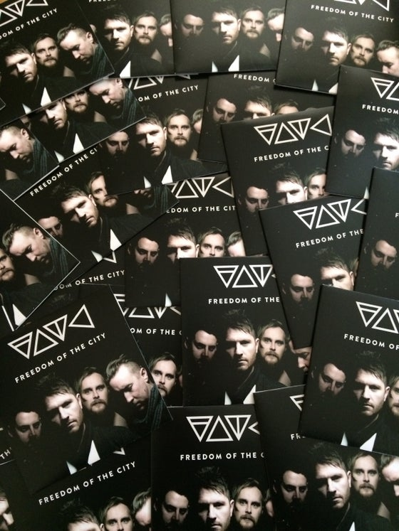 Image of FOTC Album Promo Disc