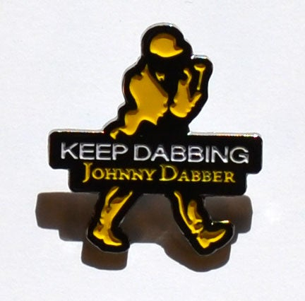Image of Johnny Dabber Hatpin
