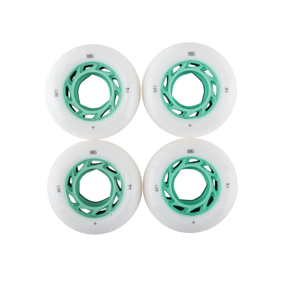 Image of Ghost Lites - 54mm - White/Mint