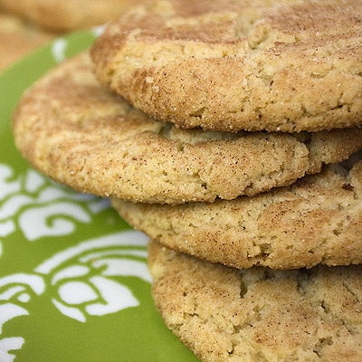 Image of snickerdoodle cookie