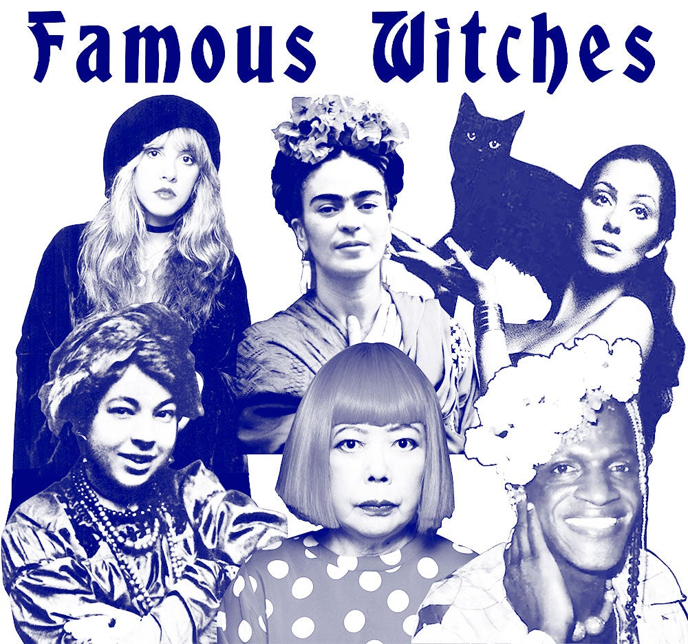 Image of Famous Witches 2.0 Tee