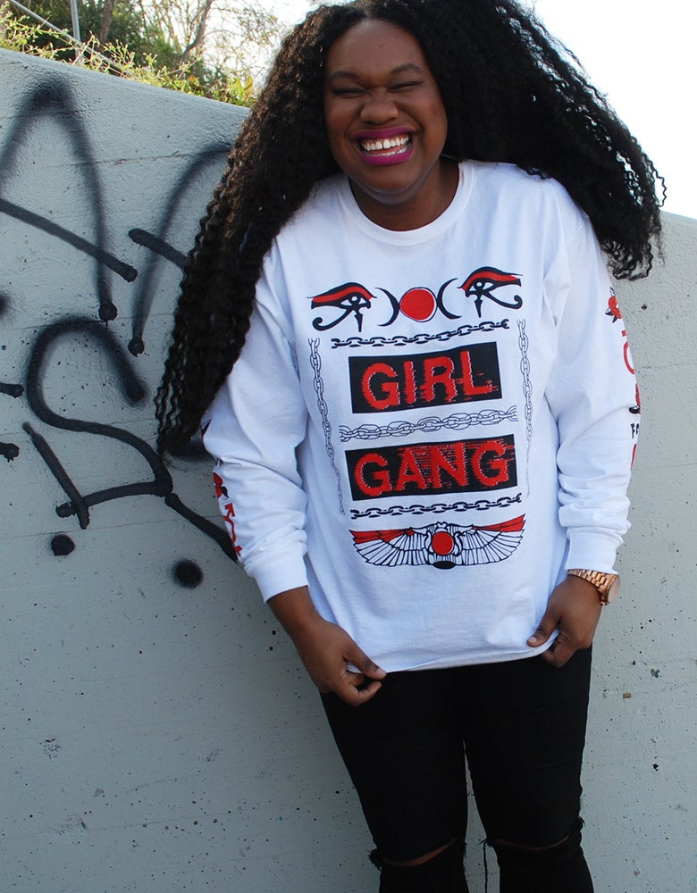 Image of Girl Gang Long Sleeve