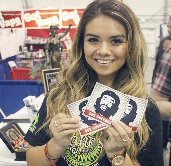 Image of Dre Guevara Sticker