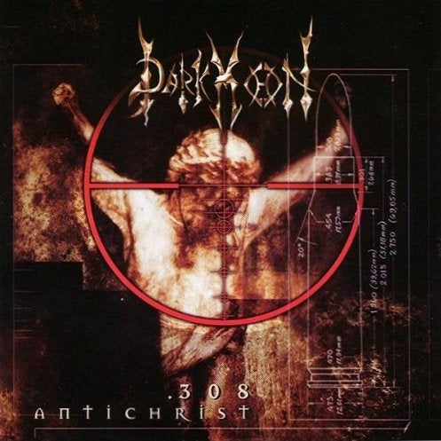 Image of DARKMOON - .308 Antichrist