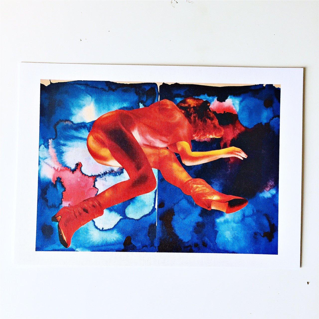 "Image of Smith Smith & Gabrielle Jarzynski ""Vendredi Matin""  (A/Over Editions)"