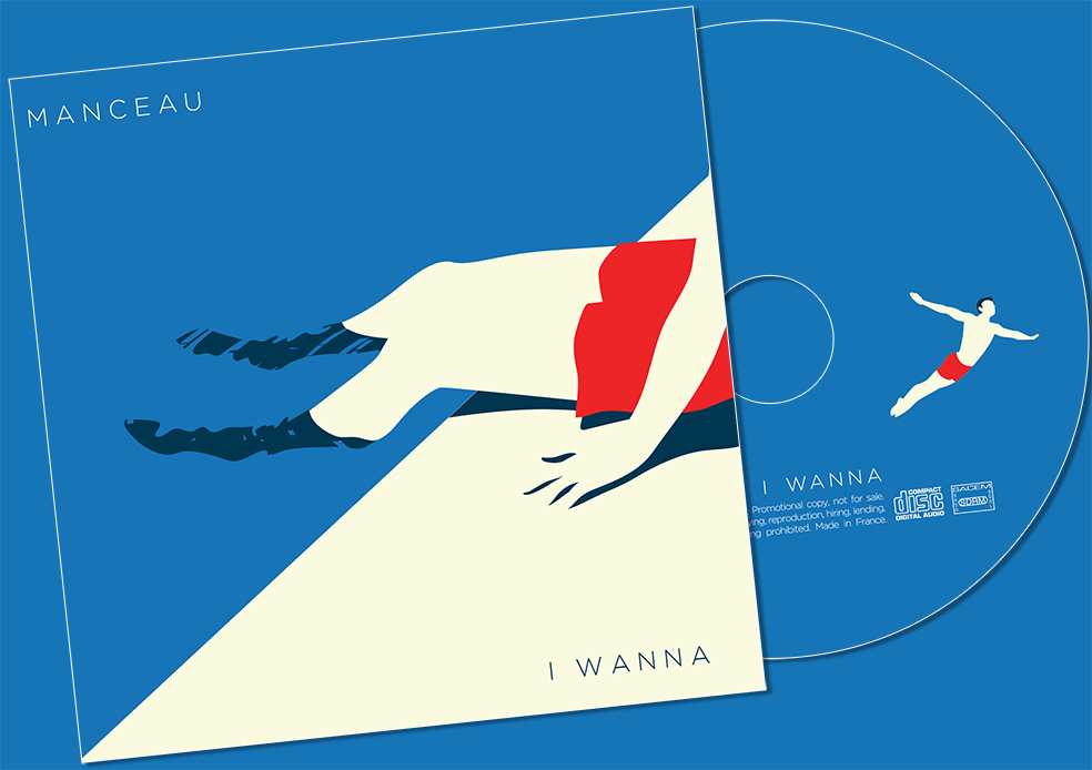 "Image of Manceau - Album ""I Wanna"""