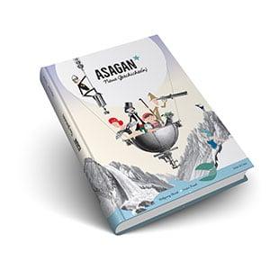 Das Buch von ASAGAN - Neue Geschichten