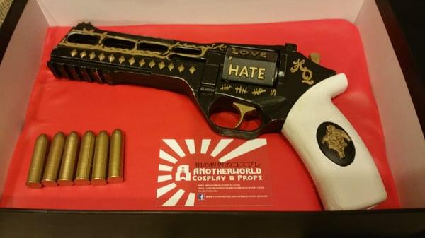 Image of Suicide squad Harley Quinn Gun