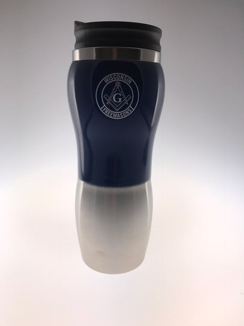 Image of Grand Lodge Travel Coffee Mug