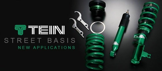 Image of (L31) 02-06 ALTIMA TEIN STREET BASIS COILOVERS