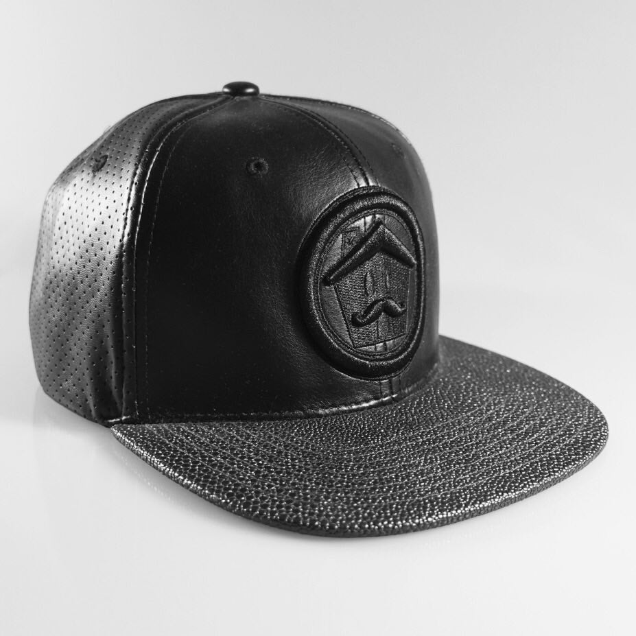 Image of Premium Stingray Logo Snapback