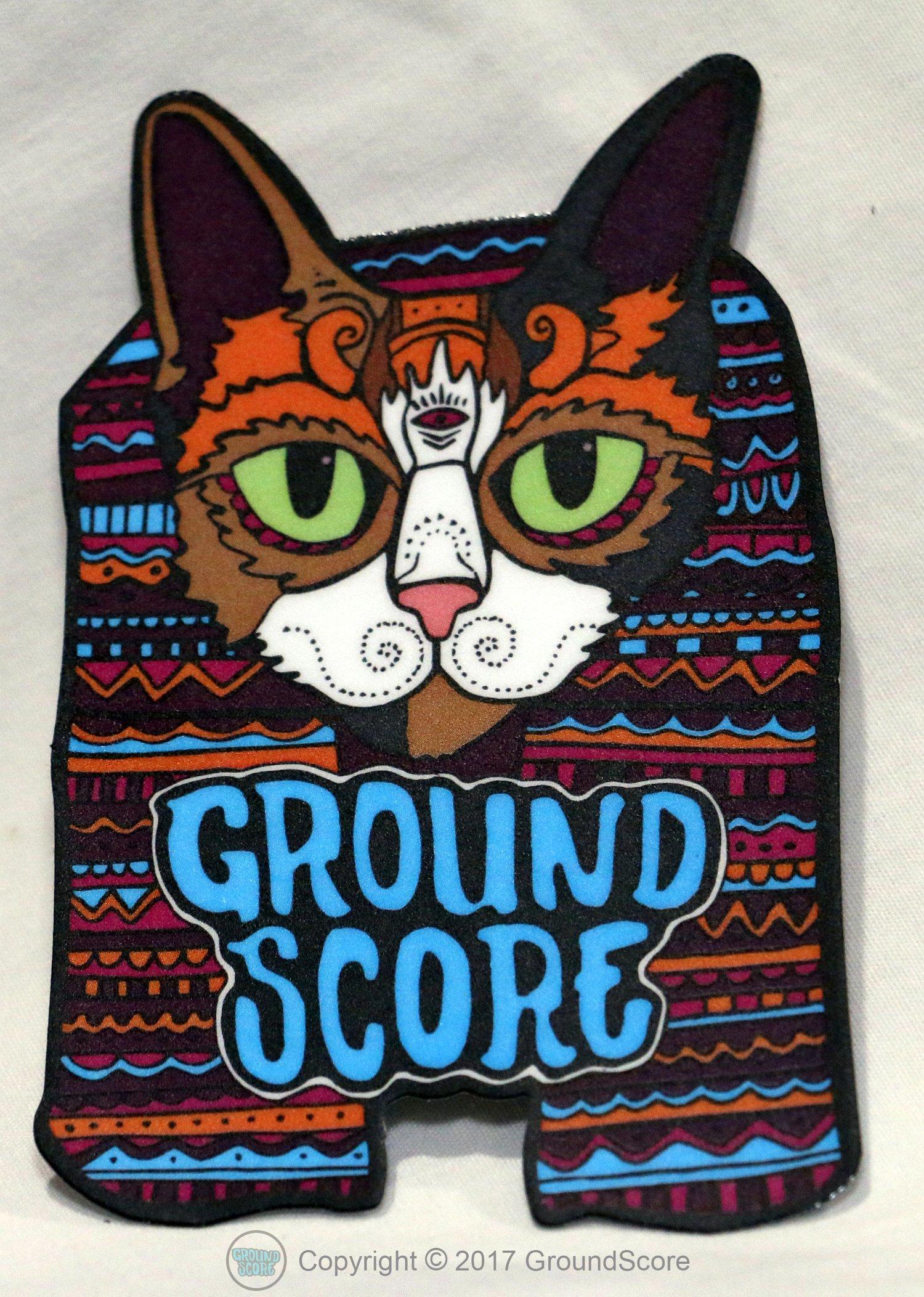 Ground Score Sticker (5 Pack Combo)