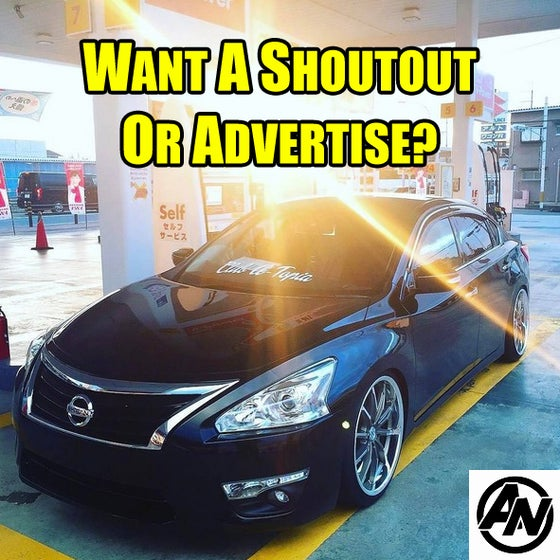 Image of AN Shoutouts & Advertising ($3.00/post)