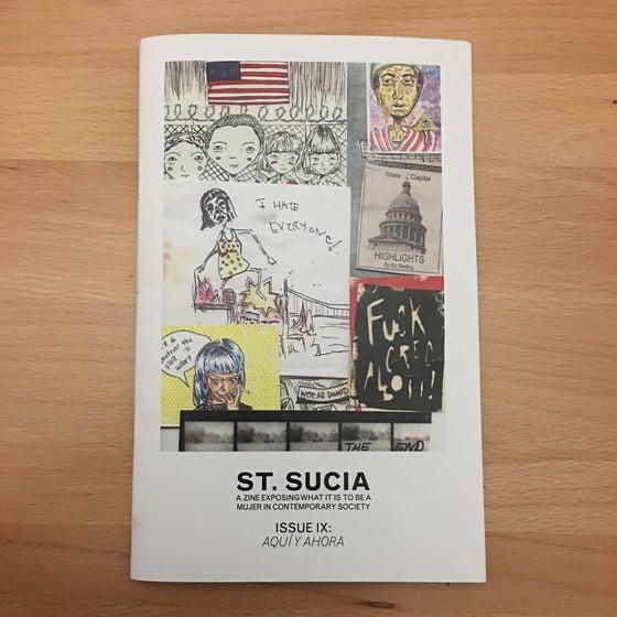 Image of St. Sucia Issue IX: Aqui y Ahora