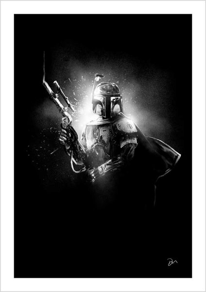 Image of Featured Edition - Boba Fett 'Disintegrated'
