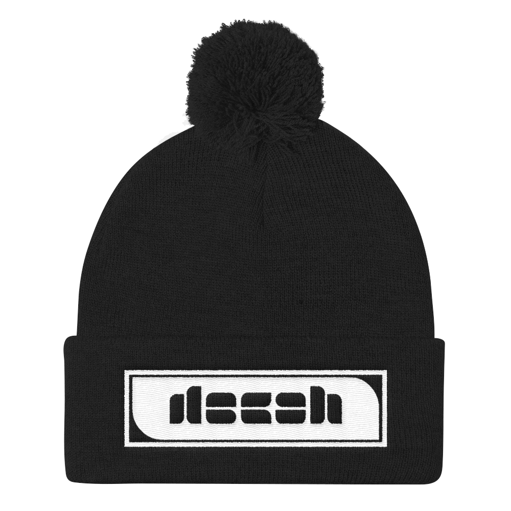 Image of decah Embroidered Knit Cap I