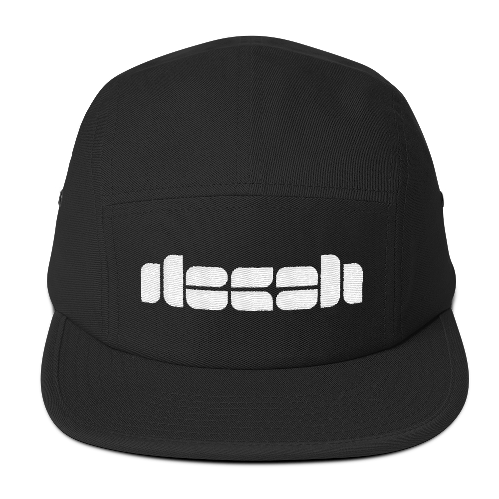 Image of Low Profile Embroidered 5Panel II