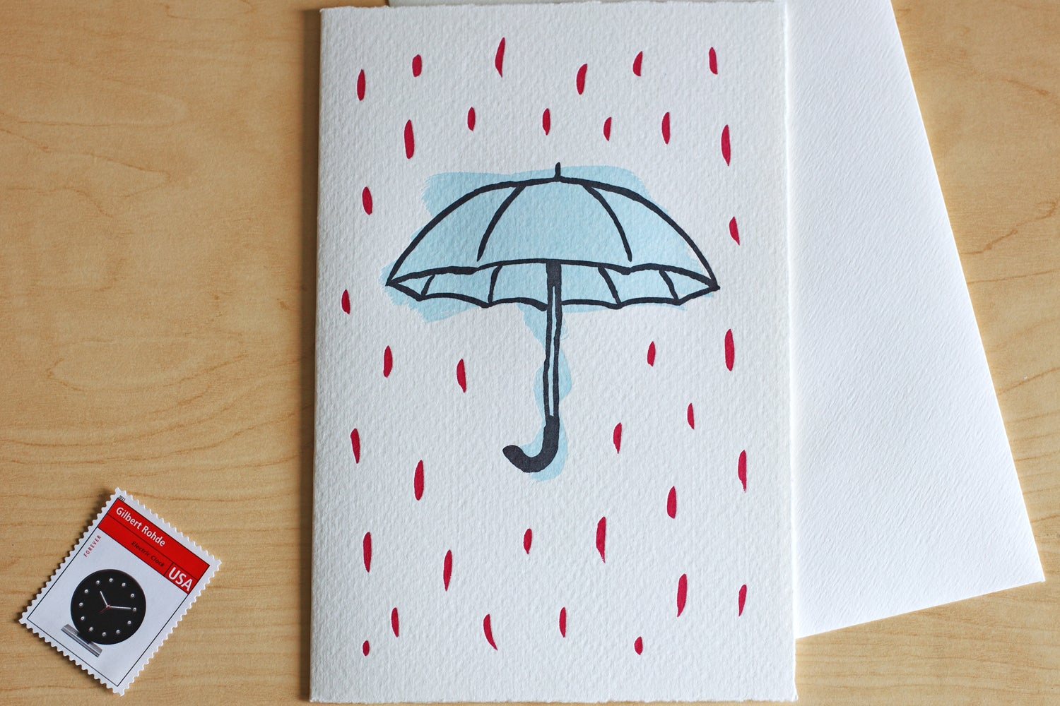 Image of UMBRELLA Card