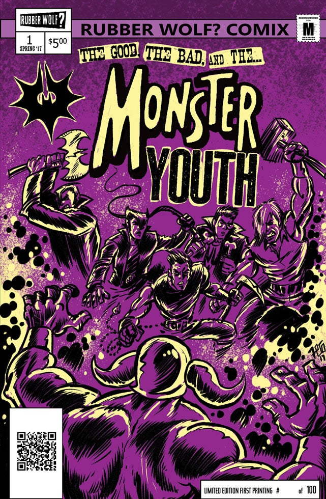Image of Monster Youth #1