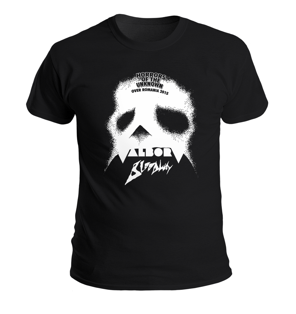 """Image of Shirt """"Horrors of the Unknown"""""""