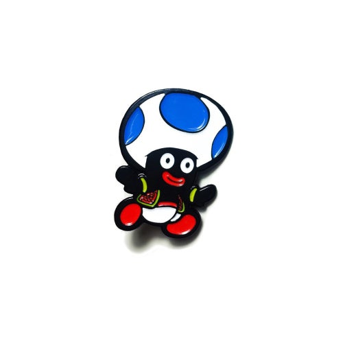 Image of Mr. ToadPo Pin