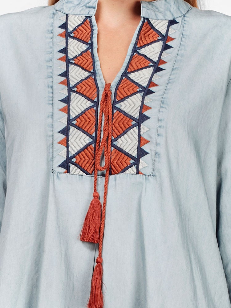 Image of SOLITO Innika Tunic