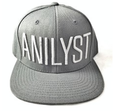 Image of Snapback (Grey & Silver)