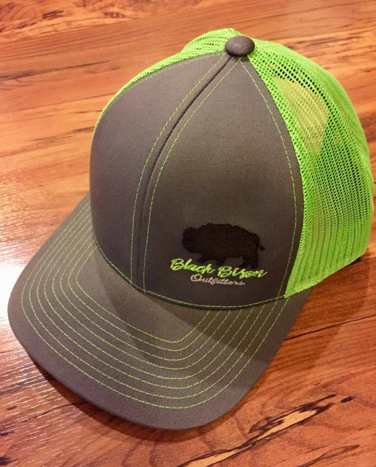 Image of Neon Bison Snap Back