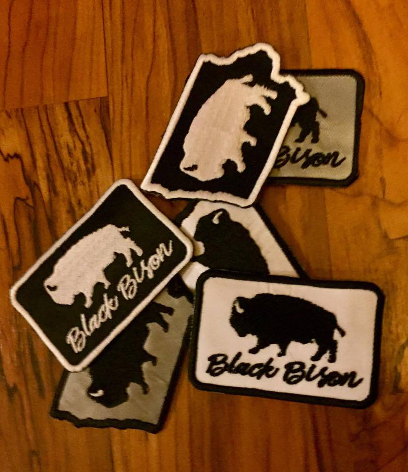 Image of Bison Patches