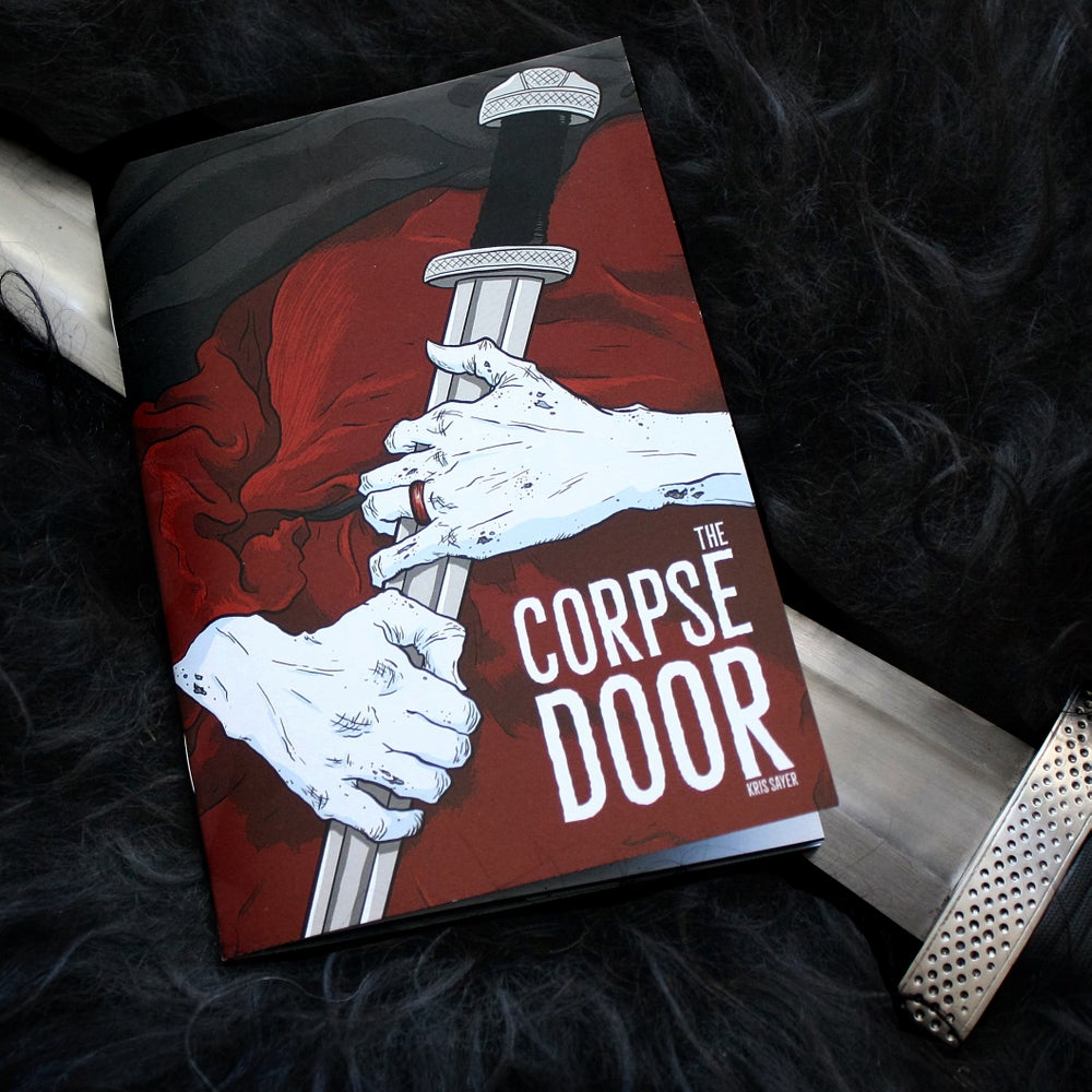 Image of The Corpse Door (Version Four)