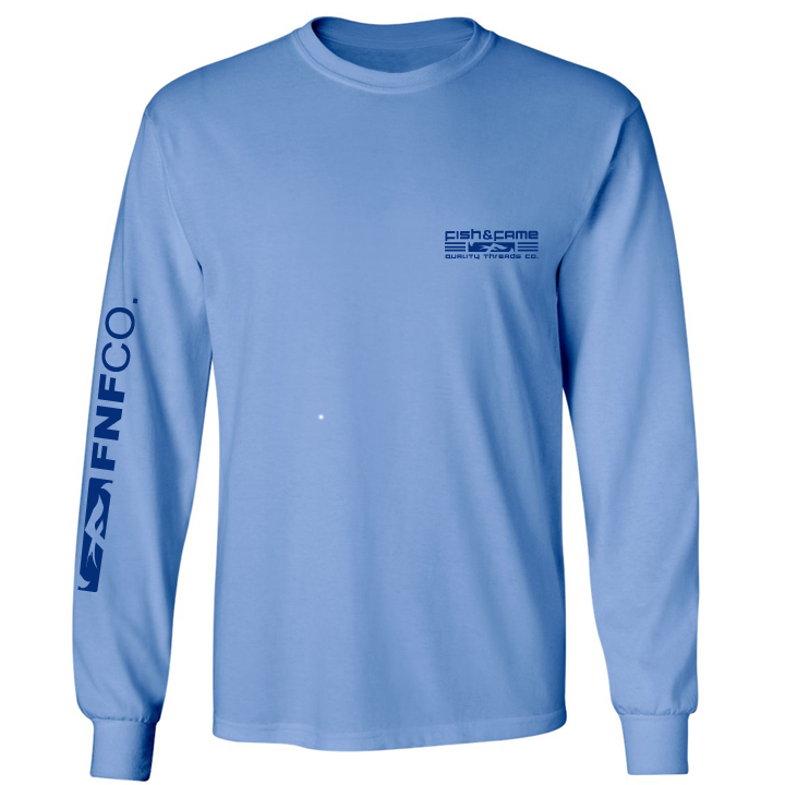 Image of MGF Long Sleeve (light blue)