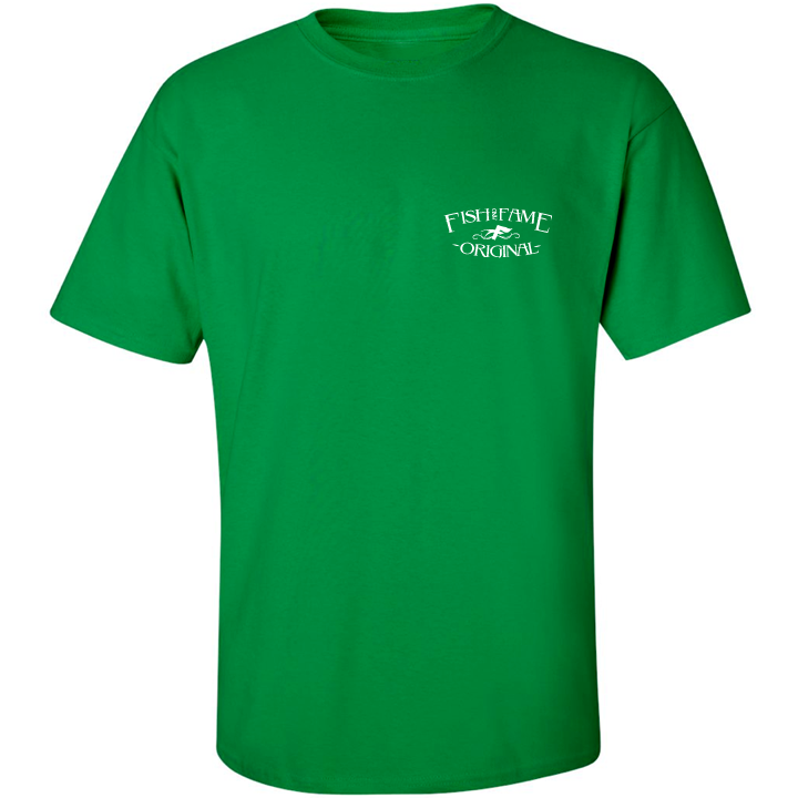 Image of No Boundaries Tee (baja green)