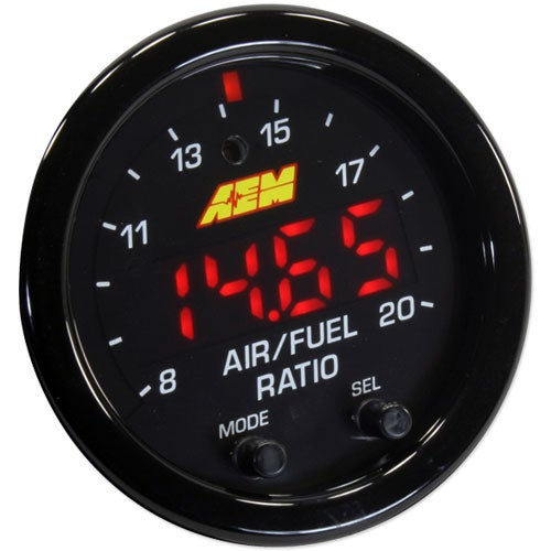 Image of AEM X-Series Wideband UEGO AFR
