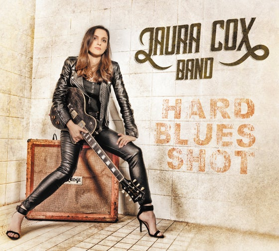Image of Hard Blues Shot CD